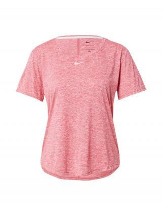 NIKE Tričko  svetloružová / biela dámské XS