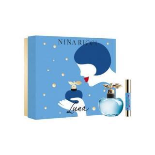 Nina Ricci Luna - EDT 50 ml   rtěnka 2,5 g dámské