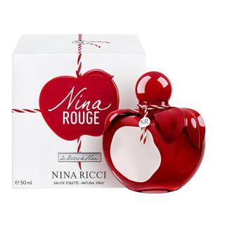 Nina Ricci Nina Rouge - EDT 80 ml dámské