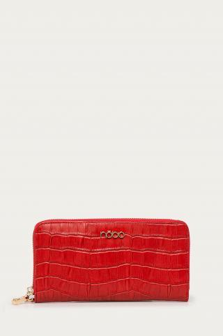 Nobo - Kožená peňaženka dámské červená ONE SIZE
