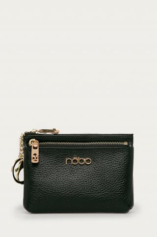 Nobo - Kožená peňaženka dámské čierna ONE SIZE