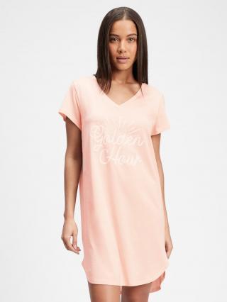 Nočná košeľa forever favorite sleep shirt Ružová dámské XS