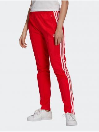 Nohavice pre ženy adidas Originals - červená dámské S