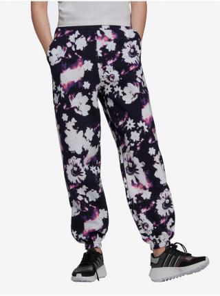 Nohavice pre ženy adidas Originals - čierna dámské XS
