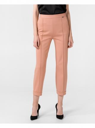 Nohavice pre ženy TWINSET - ružová dámské XS