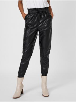 Nohavice pre ženy VERO MODA - čierna dámské XS