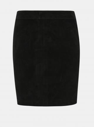 Noisy May čierne dámska sukňa Wren - M dámské čierna M