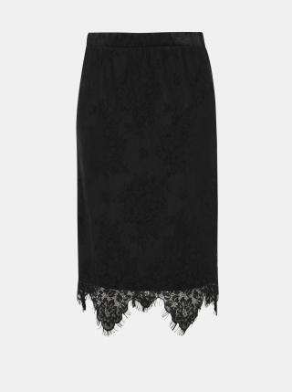 Noisy May čierne sukňa Jack - XS dámské čierna XS