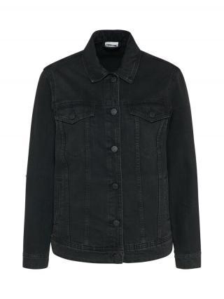 Noisy may Prechodná bunda  čierna dámské XL