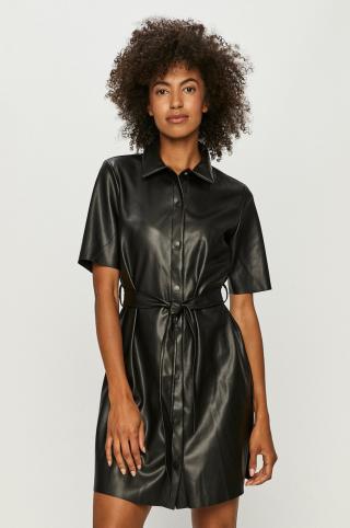 Noisy May - Šaty dámské čierna XS
