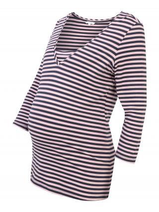 Noppies Tričko  tmavofialová / ružová dámské XL