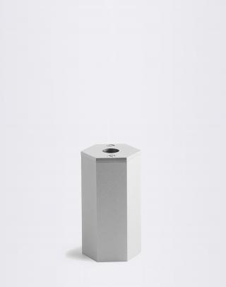 Normann Copenhagen Pencil Sharpener Silver Šedá