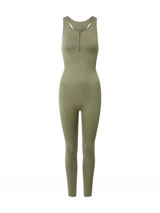 NU-IN ACTIVE Športový úbor Bodysuit  olivová dámské L