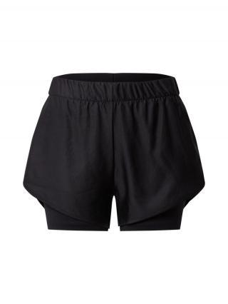 NU-IN Funkčné nohavice  čierna dámské XS