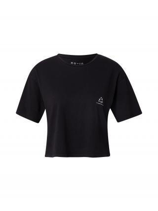 NU-IN Tričko  čierna dámské XS