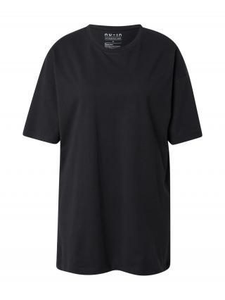 NU-IN Tričko  čierna dámské XXS