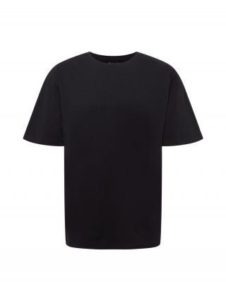 NU-IN Tričko  čierna pánské XS