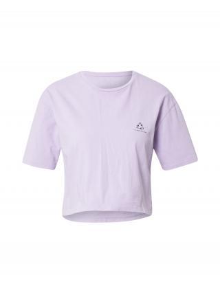 NU-IN Tričko  fialová / čierna dámské XS