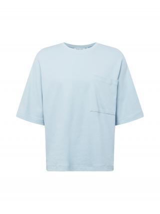 NU-IN Tričko  pastelovo modrá pánské S
