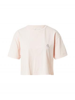 NU-IN Tričko  ružová / čierna dámské S