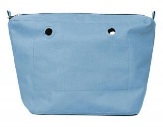 O bag svetlo modrá vnútorná taška Sky Blue dámské