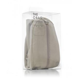O bag vnútorná plátená taška natural dámské béžová