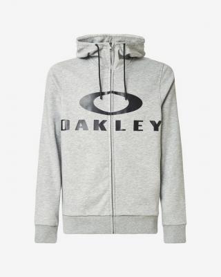Oakley Bark Mikina Šedá pánské S