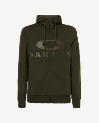 Oakley Bark Mikina Zelená pánské L