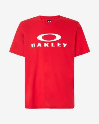 Oakley O Bark Tričko Červená pánské S