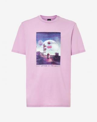 Oakley Outer Limits Tričko Ružová pánské XXL