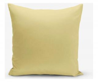 Obliečka na vankúš Minimalist Cushion Covers Düz Mustard-Color 45x45 cm Pestrofarebná 45x45 cm
