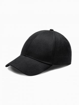 Ombre Clothing Mens cap H014 pánské Black One size