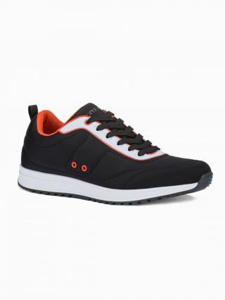 Ombre Clothing Mens high-top trainers T360 pánské Black 42
