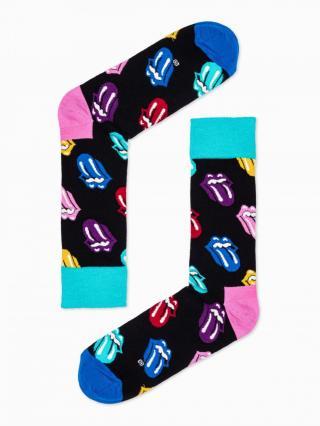 Ombre Clothing Mens socks U90 pánské Black 43