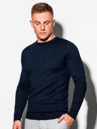 Ombre Clothing Mens sweater E177 pánské Navy S