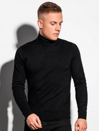 Ombre Clothing Mens sweater E179 pánské Black M