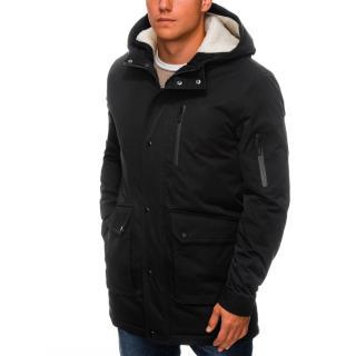 Ombre Clothing Mens winter jacket C517 pánské Other S
