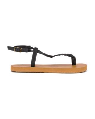 ONeill Ditsy Plus Sandále Čierna dámské 38