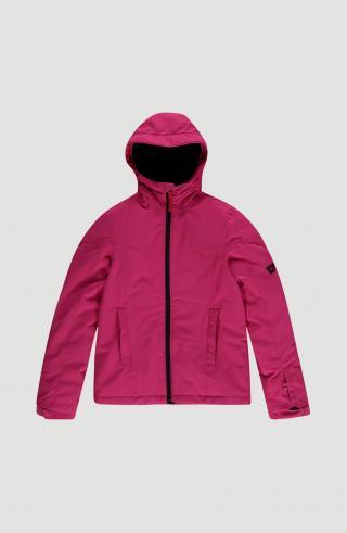 ONEILL Športová bunda Adelite  ružová dámské 128