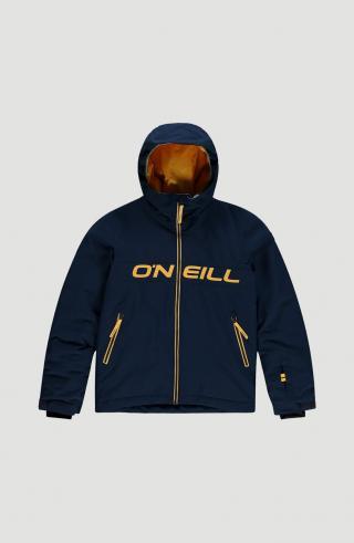 ONEILL Športová bunda Volcanic  námornícka modrá / žltá pánské 116