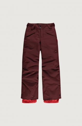 ONEILL Športové nohavice Anvil  čokoládová pánské 128