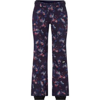ONEILL Športové nohavice  modrá / zmiešané farby dámské M