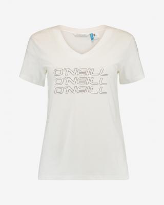 ONeill Triple Stack Tričko Biela dámské XS