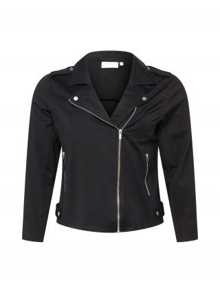 ONLY Carmakoma Prechodná bunda  čierna dámské S-L