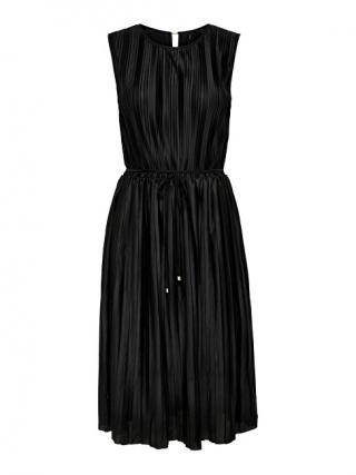 ONLY Dámske šaty ONLELEMA 15227246 Black S dámské
