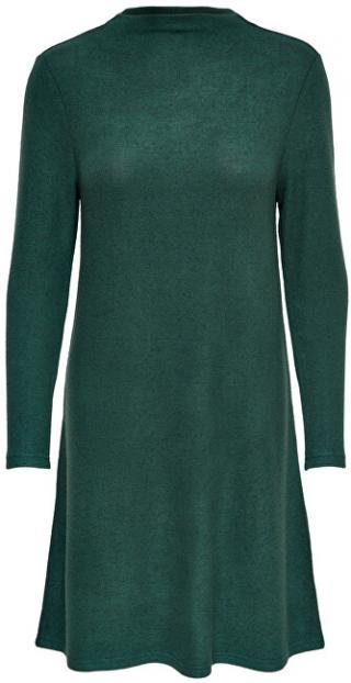 ONLY Dámske šaty ONLKLEO L / S DRESS KNT Noosa Green Gables XS dámské