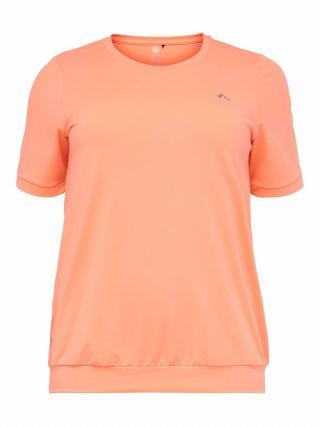 ONLY PLAY Funkčné tričko  koralová dámské XXL