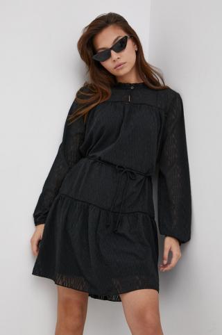 Only - Šaty dámské čierna XS