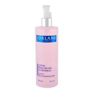 Orlane Cleansing Lotion Dry Or Sensitive Skin 400 ml pleťová voda a sprej pre ženy na zmiešanú pleť; na citlivú a podráždenú pleť dámské 400 ml