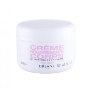 Orlane Nourishing Body Cream 500 g telový krém pre ženy dámské 500 g